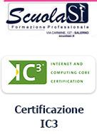 Certificazione IC3