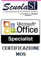 Certificazione MOS